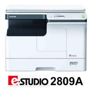 TOSHIBA E-STUDIO 2809 A PHOTOCOPIER